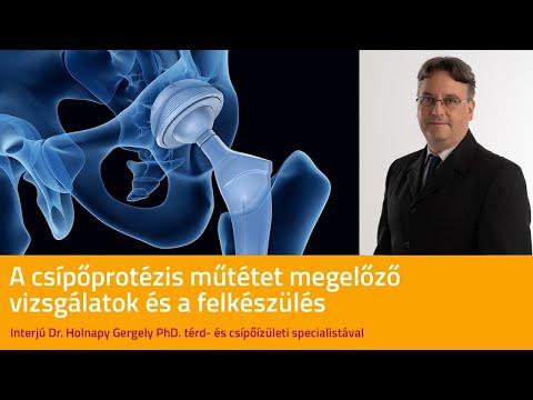 Az élet a csípőízület artrózisával