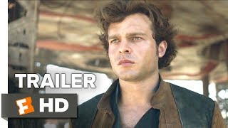 Solo: A Star Wars Story - Trailer #1