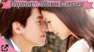 Top 20 Popular Chinese Dramas