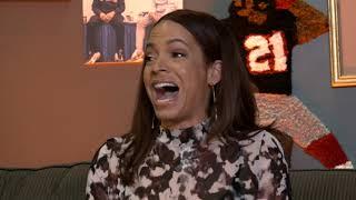 Sportscenter Anchor Elle Duncan with Karlous Miller #blackexcellencespotlight