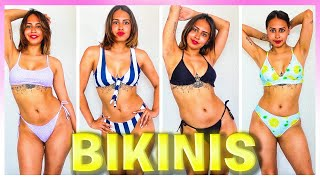*SHEIN BIKINI SUPER TRY ON!* ¿Merece La Pena? || KRISTEL BELLOLIO