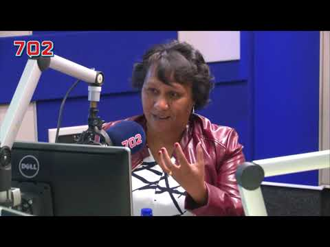 Download Ellen Pakkies On 702 With Azania Mosaka HD Mp4 3GP Video and MP3