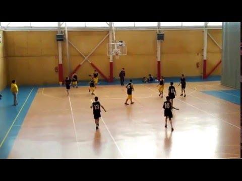 04 Diego Porcelos  Lerma 28 11 15 Baloncesto infantil Burgos