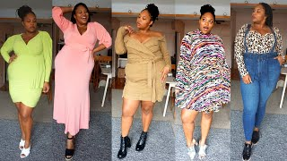 HUGE Fashion to Figure Try On Haul| Talk Through #PlusSizeFashion