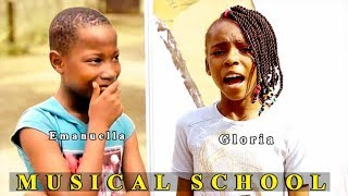 EMANUELLA & GLORIA - MUSICAL TRAINING SCHOOL PART 2 (mark angel comedy) (mind of freeky comedy)