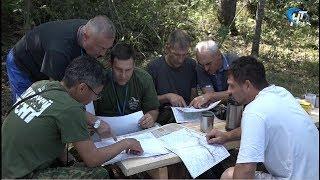 У деревни Спасская Полисть открылась международная военно-историческая экспедиция «Волховский фронт»