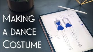 Lets Make A Dance Costume!