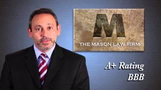 Mason Rashtian of The Mason Law Firm - Personal Injury Attorney