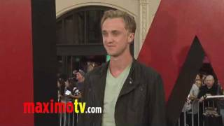 "Том Фелтон, Tom Felton at ""The Hangover Part II"" Premiere"