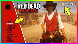 10 SECRET Changes Made To Red Dead Online In The NEW Updates That You DON'T Know About! (RDR2)
