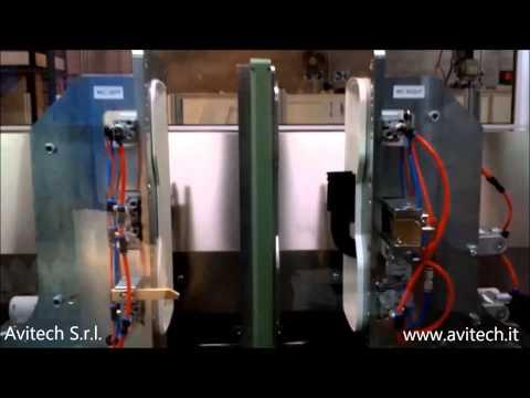 Macchina di saldatura a piastra calda SLC0105