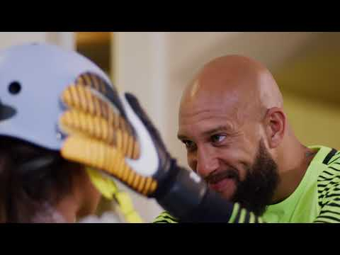 Wiley X Youth Force Video With Tim Howard and Daughter Ali