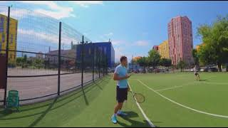 Теннис 360 (демо) I Tennis 360 (demo)