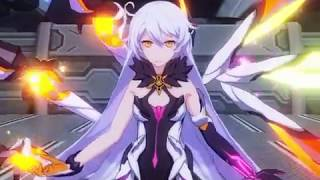 True warrior challenge Conquest of kiana Herrscher - Honkai