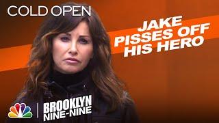 Cold Open: Melanie Hawkins Calls Jake an Idiot - Brooklyn Nine-Nine