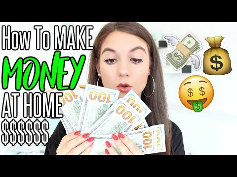 7 EASY Ways To Make A LOT Of Money At HOME !!