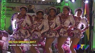 Caporales Universitarios San Simón VA - Reyes Unidos 2017
