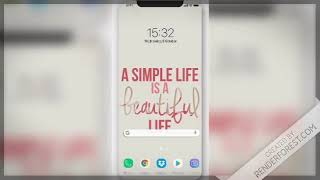Video Promo Inspirational Quotes Wallpaper