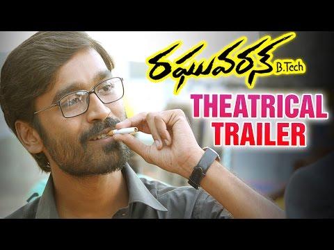 Dhanush's Raghuvaran B.Tech Theatrical Trailer | Amala Paul | Anirudh | VIP