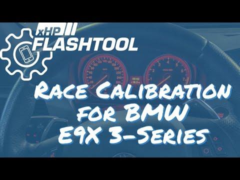 E90 330d m57 auto xhp gearbox map stage 3 0-60 - смотреть