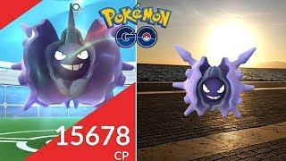 Cloyster  - (Pokémon) - REVANCHA CONTRA CLOYSTER! INCURSIÓN EN SOLITARIO! [Pokémon GO-davidpetit]