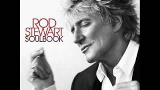 Rod Stewart (Album: Soulbook) - Rainy night in Georgia