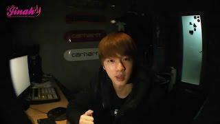 [JinahVN] [Vietsub] 130904 Jin's log