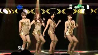 4MINUTE - Mirror Mirror (Apr,14,2011)