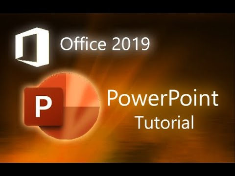 Microsoft PowerPoint 2019 – Full Tutorial for Beginners [COMPLETE]