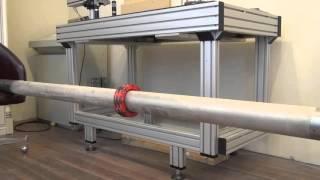 Pipe Crawler Robot