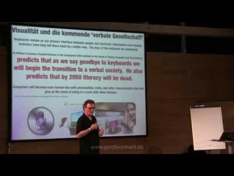 Visualität ist der neue Text: Zukunft der Medien und Kultur