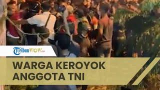 Danlanud Buka Suara soal Anggota TNI Dikeroyok Warga hingga Babak Belur, 5 Pelaku Diproses Hukum