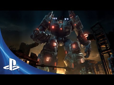 Transformers: Untergang von Cybertron / Fall of Cybertron