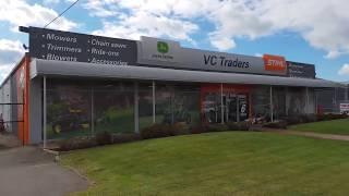 Stihl Dealer Demonstration Day VC Traders 2018