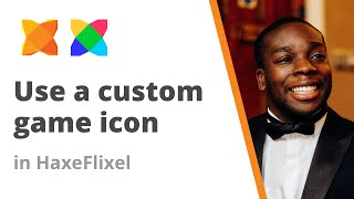 27. How to use a custom game icon in HaxeFlixel