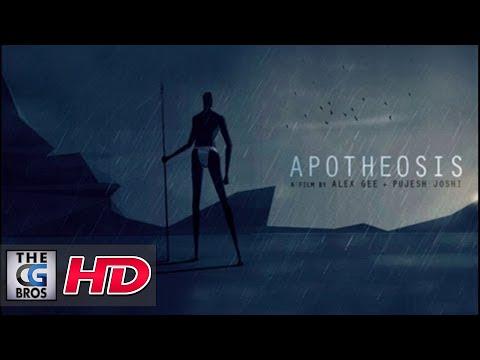 "CGI Animated Short : ""Apotheosis"" by Alex Gee & Pujesh Joshi"