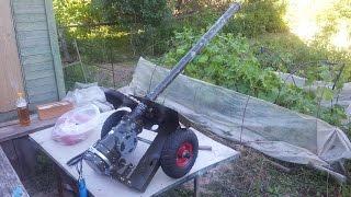 Картофельная пушка 1 (стрельбы!)