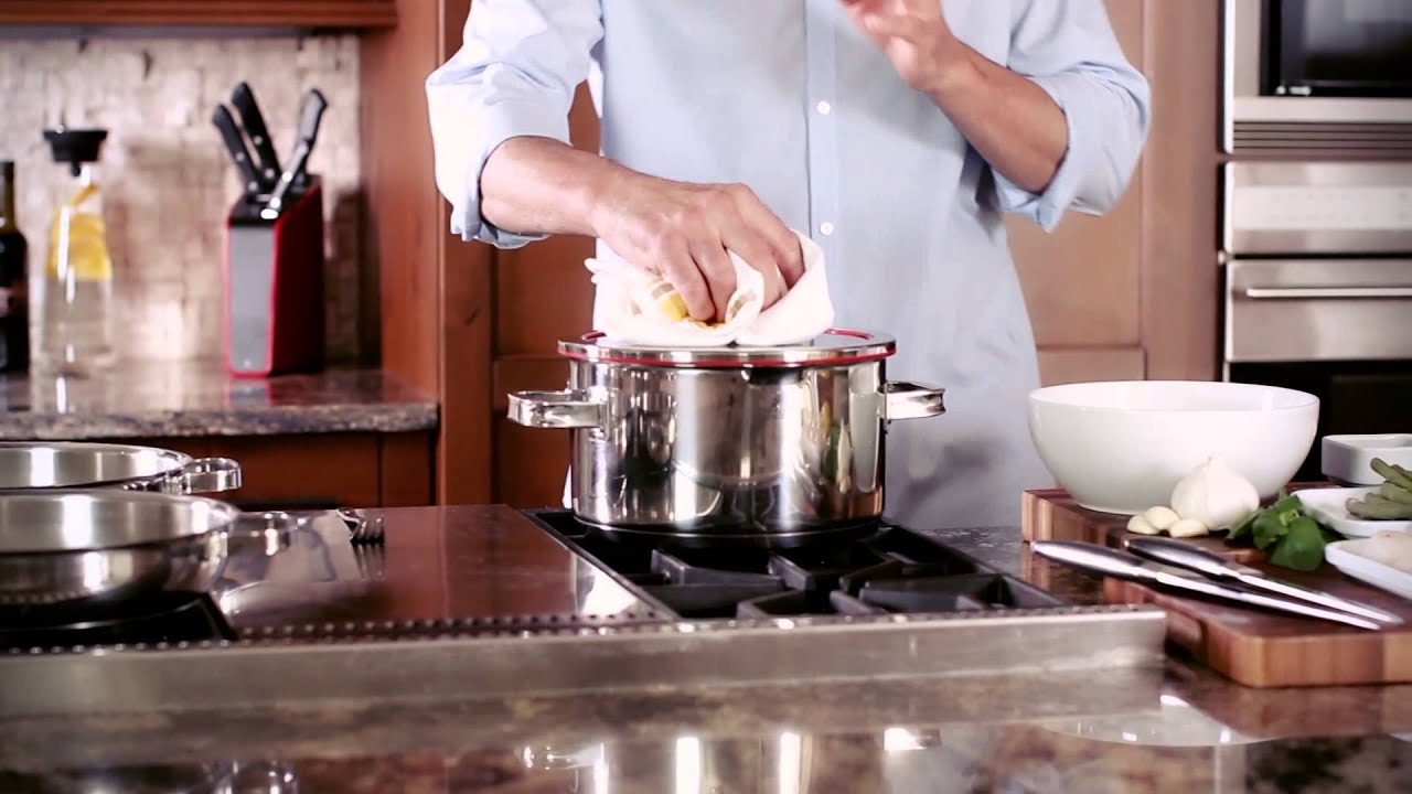 Video - WMF Kookpan Function 4 - 3.9 Liter