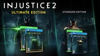 Injustice 2 is NOT on Nintendo Switch or PC