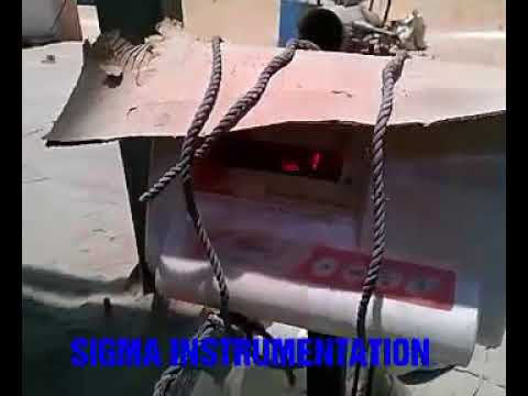 Cement Bag Filling Machine