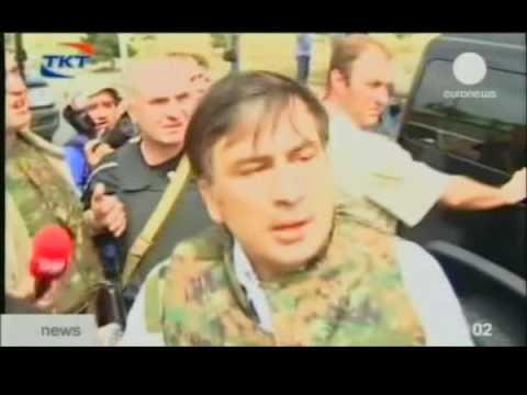 EuroNews 2008.08.11 23.00