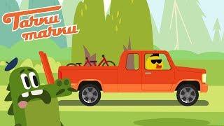 Мультики про машинки - Тачки - Тачки - Погоня на полицейской машине! Новые мультфильмы