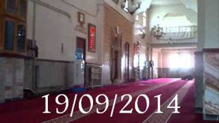 preview picture of video 'Oued Athmenia cheikh morad salat el joumou3a 19 09 2014'