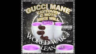 Gucci Mane - Blue Face Rollie Waka Flocka Flame Diss (World War 3 Lean)