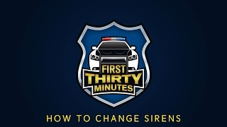 How to Change Emergency Sirens in GTA 5
