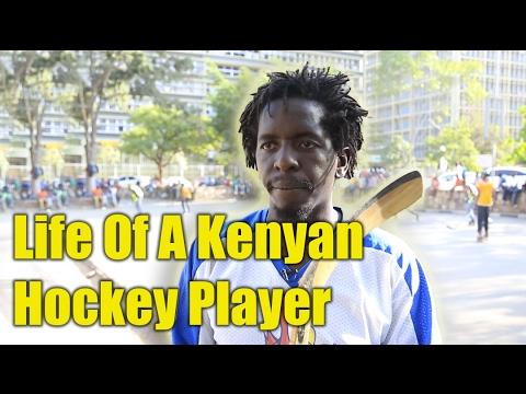 The Life of a Kenyan hockey player #HockeyIsForEveryone