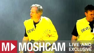 Devo - Mongoloid   Live in Santa Ana   Moshcam