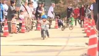 2012.11.3第1回しまなみランニングバイク選手権