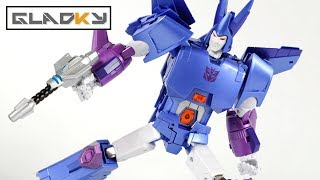 Fans Toys Quietus / Transformers Masterpiece Cyclonus - Gladky Recenzuje