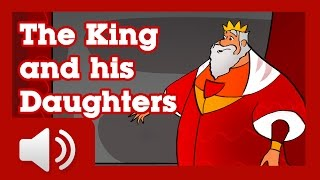 The King And His Daughters - Fairy Tales And Stories For Children